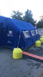 CORONAVIRUS - Allospedale di Rivoli e al Polo Sanitario di Venaria arriva la tenda pre-triage - immagine 4