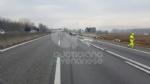 CASELLE-BORGARO - Paura in tangenziale: scontro fra due auto, una finisce fuori strada. Due feriti - immagine 4