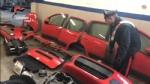 CASELLE - Carrozzeria delle auto rubate scoperta dai carabinieri: un uomo denunciato per ricettazione - FOTO - immagine 4