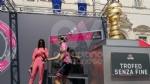 IL GIRO DITALIA A VENARIA - La partenza della tappa decisiva - FOTO e VIDEO - immagine 16