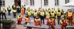 DRUENTO - «Puliamo il Mondo dai pregiudizi»: successo per la manifestazione della Croce Rossa - immagine 4