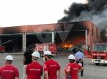 DRUENTO - Incendio ex Punto Ambiente: situazione sotto controllo dallalba - LE FOTO - immagine 4