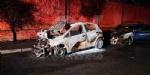 VENARIA - Cinque auto distrutte dalle fiamme in via Montello - immagine 4