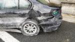 RIVOLI - Paura in tangenziale: scoppia lo pneumatico, conducente finisce in ospedale - FOTO - immagine 4