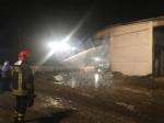 COLLEGNO - Incendio alla Serpera: dopo 24 ore, situazione verso la normalità - FOTO - immagine 4