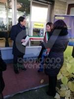 GIVOLETTO - Finalmente in paese torna un bancomat, grazie a Poste Italiane - immagine 4