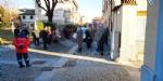 BORGARO - Più di mille persone per lestremo saluto allex sindaco Vincenzo Barrea - FOTO - immagine 4