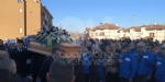 BORGARO - Più di mille persone per lestremo saluto allex sindaco Vincenzo Barrea - FOTO - immagine 26