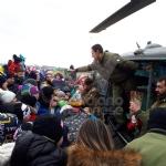 VENARIA - La Befana è arrivata con tre giorni danticipo allAves Toro - immagine 4