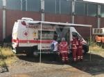BORGARO - Incendio cascinale: proseguiranno fino a notte fonda le operazioni di messa in sicurezza - immagine 4