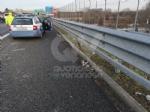 TORINO-BORGARO - Lancio di sassi dal campo nomadi in tangenziale: colpita una macchina - immagine 4