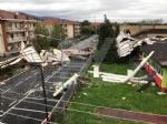 CAFASSE - Assessore regionale allIstruzione in visita alla scuola media colpita dal maltempo - immagine 4