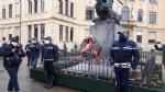 VENARIA - Celebrato il 4 Novembre, tra ricordo e un plauso a medici, infermieri e volontari FOTO - immagine 4