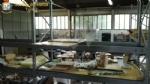 SAN GILLIO-LA CASSA - Contraffazione, lavoro nero, reati ambientali: imprenditore nei guai FOTO E VIDEO - immagine 4