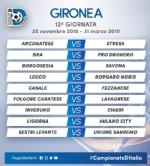 CALCIO SERIE D - Borgaro Nobis nel girone A: ecco il calendario del campionato - immagine 12