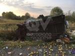 COLLEGNO-VOLPIANO - Furgone carico di frutta finisce fuori strada: 42enne rimasto ferito - immagine 4