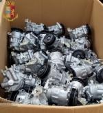 RIVOLI - In un magazzino di Cascine Vica erano nascosti compressori e motorini rubati - immagine 4
