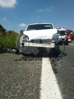 CAOS IN TANGENZIALE - Scontro fra auto, furgone e camion: tre feriti e code chilometriche - immagine 4