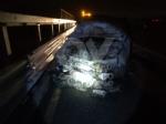 RIVOLI - Incidente in tangenziale: una macchina prende fuoco. Quattro persone rimaste ferite - immagine 4
