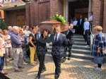RIVOLI - In tanti nella chiesa di San Paolo per lultimo saluto a Lina Paradiso Alberghina - immagine 4