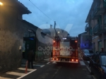 CASELLE - La lavatrice va in corto: alloggio distrutto dalle fiamme in via Gibellini - FOTO - immagine 4