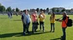 BORGARO - Calcio e solidarietà: «Tutti in campo per un sogno». Madrina dellevento Cristina Chiabotto - FOTO - immagine 4