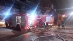 VILLANOVA - A fuoco il capannone della Seges: distrutti due mezzi. Atto doloso? - immagine 4