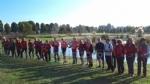 VENARIA - Trecentocinquanta appassionati per il raduno di Nordic Walking - LE FOTO - immagine 4