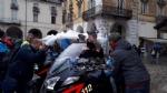 VENARIA - «Un motogiro per unire»: piazza Annunziata tinta di blu ha accolto centinaia di Harley - immagine 4