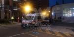 BORGARO - CROLLA IL PONTEGGIO DI UN PALAZZO: ATTIMI DI TERRORE IN VIA INGHILTERRA - FOTO - immagine 4
