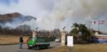 VAL DELLA TORRE - Incendio boschivo in Borgata Buffa: il piromane è tornato in azione? - immagine 5