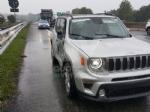 INCIDENTE IN TANGENZIALE - Due auto si scontrano per colpa della pioggia: un ferito - immagine 5