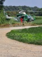 DRUENTO - Tenta il suicidio gettandosi dal ponte sulla Ceronda: ricoverato in ospedale FOTO - immagine 5