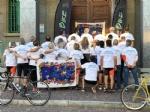 VENARIA - Comune, Pro Loco e FreeBike insieme alla «Giornata mondiale dei Giovani per la Pace» - immagine 5