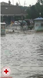 MALTEMPO - Bomba dacqua nella zona ovest: disagi anche sulla linea ferroviaria - immagine 5