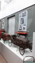 VENARIA - Le auto a pedali di Antonio Iorio: un meraviglioso tuffo nel passato - LE FOTO - immagine 5