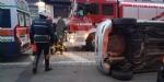 VENARIA - Incidente stradale in corso Garibaldi: traffico in tilt - FOTO - immagine 5