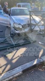 TORINO-VENARIA - Incidente allincrocio fra strada Altessano e corso Garibaldi: un ferito - FOTO - immagine 5