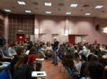 VENARIA - Salvatore Borsellino agli studenti dello Juvarra: «Dovete riprendere in mano i vostri sogni» - immagine 5