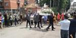 COLLEGNO - Lacrime e tanta commozione ai funerali del piccolo Riccardo Celoria - FOTO - immagine 5