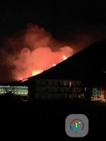 CAFASSE - GIVOLETTO - I boschi continuano a bruciare: Canadair ed elicotteri sul posto - immagine 5