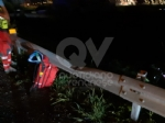 MONCALIERI-VENARIA - Pauroso scontro sulla sopraelevata: feriti due venariesi - immagine 5