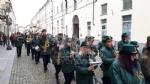 VENARIA - I musici venariesi del Giuseppe Verdi hanno festeggiato Santa Cecilia - FOTO - immagine 5