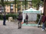 VENARIA - Artigiani volontari realizzano il presidio sanitario di sanificazione per la Croce Verde - immagine 5