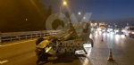SAVONERA-COLLEGNO - Auto si ribalta: donna rimane bloccata a causa dellairbag - immagine 5