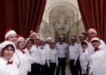 VENARIA - 420 partecipanti alla «Cena della solidarietà e della fratellanza» alla Reggia - FOTO - immagine 5