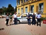 BORGARO - Un Fiat Qubo e le body-cam: ecco le novità per la Polizia Locale - immagine 5