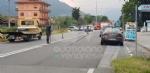 TRAGEDIA SULLA DIRETTISSIMA - Scontro tra due auto davanti alla Tamoil: morto un uomo di Fiano - FOTO - immagine 5