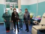RIVOLI-COLLEGNO - Siamo tutti Silla Bovo: a 100 anni si vaccina per dire «stop» al Covid - FOTO - immagine 5