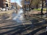 VENARIA - Problemi al canale irriguo della Dora: allagate via Don Sapino e corso Matteotti - immagine 5